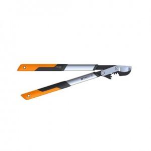 Fiskars PowerGear™ X fém fogaskerekes ágvágó, horgos pengével (M) LX94
