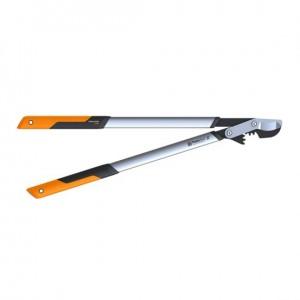 Fiskars PowerGear™ X fém fogaskerekes ágvágó, horgos pengével (L) LX98