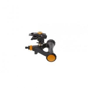 Fiskars Comfort impulzus kör esőztető,fém,kerekekkel >500 M2 (XL)