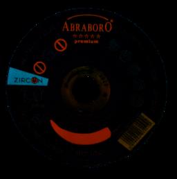 Abraboro CHILI ZIRCON fémvágó korong