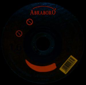 Abraboro  CHILI fémvágó korong