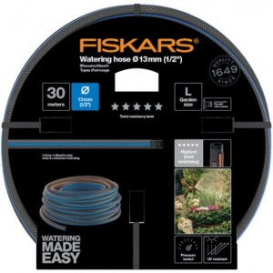 Fiskars Performance locsolótömlő13 MM (1/2) 30 M Q5