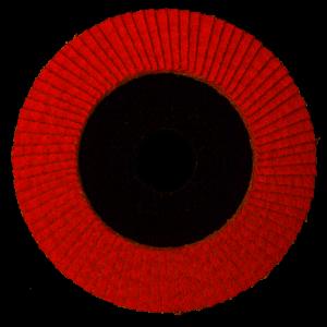 Abraboro  P-QK lamellás csiszolótányér