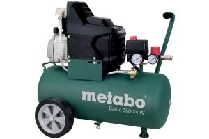 Metabo Basic 250-24 W kompresszor 24l, 1,5kW, 8bar