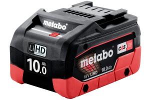 Metabo LiHD akkumulátor (18V 10.0Ah)