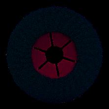Abraboro  ZEC csiszolótárcsa kőhöz (5 db/cs)