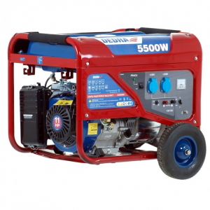 Dedra áramfejlesztő generátor 5,0kW