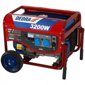 Dedra áramfejlesztő generátor 2,8kW