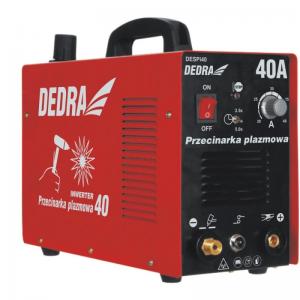 Dedra frekvenciaváltós plazmavágó 40A