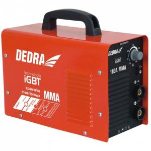 Dedra inverteres hegesztőgép MMA180A, IGBT technológia