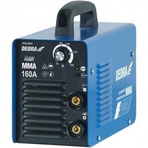 Dedra Inverteres hegesztőgép MMA 160A, IGBT