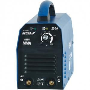 Dedra inverteres hegesztőgép MMA 200A, IGBT