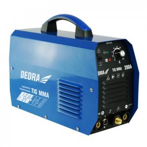 Dedra inverteres hegesztőgép egyenirányító MMA/TIG 200A
