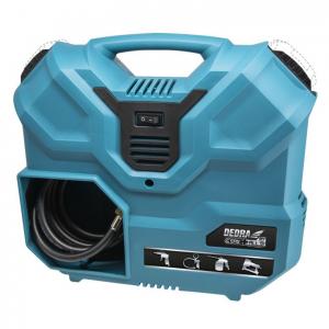 Dedra akkumulátoros tartálynélküli kompresszor 2x18V