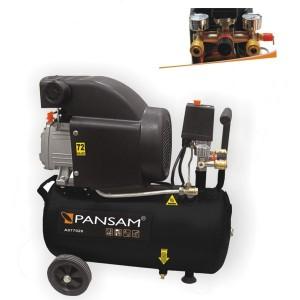 Pansam olajkenéses kompresszor 1500W, 8atm, 24liter