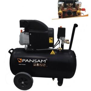Pansam olajkenéses kompresszor 1500W, 8atm, 50liter