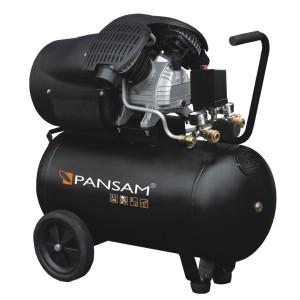 Pansam olajkenéses kompresszor, két hengeres, 2,3kW, 50l