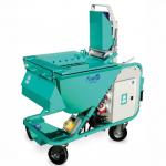 IMER Koine 4 Hi-Flow vakológép (400V)