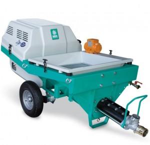 IMER Step 120 400V-os vakológép (keverőegység nélkül)