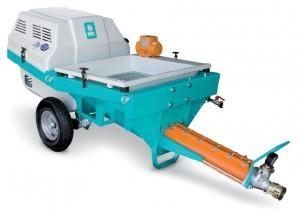 IMER Step 120 A 400V vakológép (keverőegység nélkül)