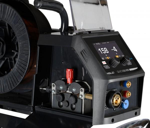 IWELD MIG 3800 Synergic hegesztő inverter