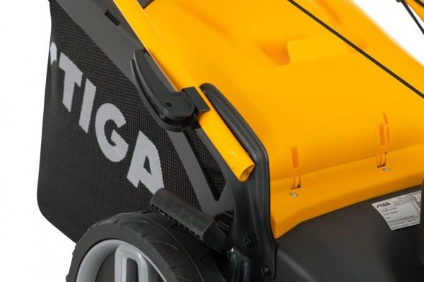 Stiga Combi 55 SQ önjáró benzines fűnyíró 53cm 2,6kW