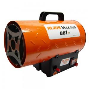 Ruris Vulcano 881 gázos hőlégfúvó 10kW, 320 m3/h
