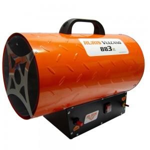 Ruris Vulcano 884 gázos hőlégfúvó 50kW, 650 m3/h