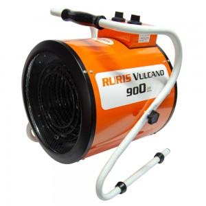 Ruris Vulcano 900 elektromos hőlégfúvó 9kW, 742 m3/h