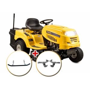 Riwall Pro RLT 92 T Power Kit fűnyíró traktor (92cm 14,5LE)