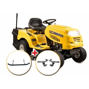 Riwall Pro RLT 92 H Power Kit fűnyíró traktor (92cm 14,5LE)