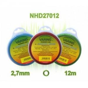 Varing fűnyíró damil Dispenser 2,7mm 12m kör profil