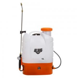 Ruris RS1800 akkumulátoros permetező, 18 l