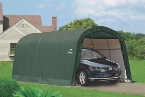 ShelterLogic ponyva garázs 3,7x6,1 m
