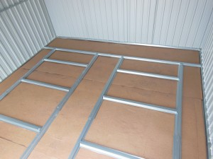 MAXTORE 1012 emeleti set - építési