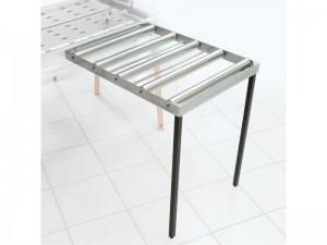 BATTIPAV SUPREME görgős munkaasztal hosszabbító asztali csempevágókhoz