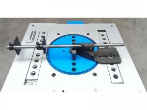 DURHER kengyelhajlító feltét betonvashajlítóhoz (D52)