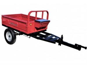 AGT Utánfutó 500 kg rotakapához