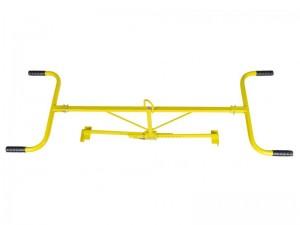 Orit Szegélykőfogó /négykezes KSH-2H (sárga)