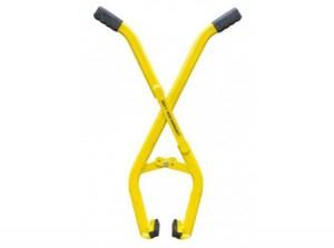 Orit Szegélykőfogó KSH-R (gumi fogórész) (sárga)