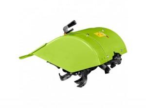 AGT Állítható talajmaró adapter 68 cm, 6 késes
