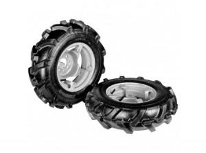 AGT Levegős traktor kerekek 5.00-10 (nyomtáv szélesítők) (pár)