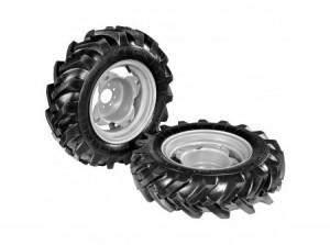 AGT Levegős traktor kerekek 5.00-12 (állítható tárcsák) ekéhez (pár)