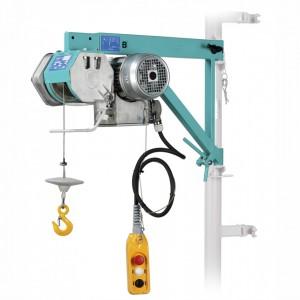 IMER TRVK 200 N építkezési csörlő 200kg / 1,1kW / 50m