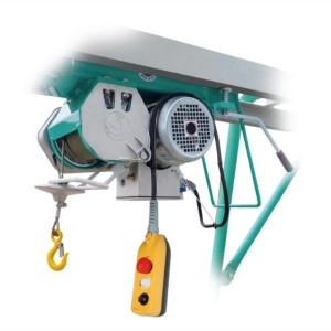 IMER G 500 építkezési csörlő 500kg / 1,5kW / 42m