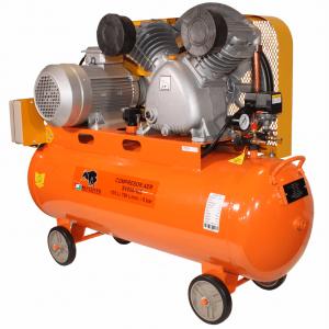 Bisonte SV054-105 ékszíjmeghajtású kompresszor (4kW, 105L, 8bar)