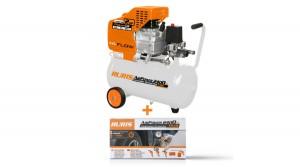 RURIS AirPower 2400 Légkompresszor  + kiegészítők