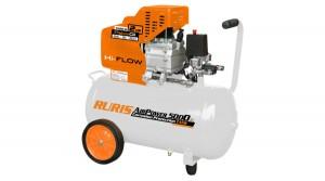 RURIS AirPower 5000 Légkompresszor 50 l