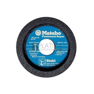 Metabo hengeres fazékkorongok acélra (A 80-M)