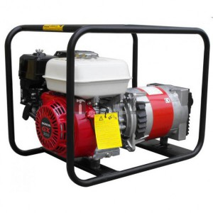 AGT 3501 HSB SE áramfejlesztő Honda motorral